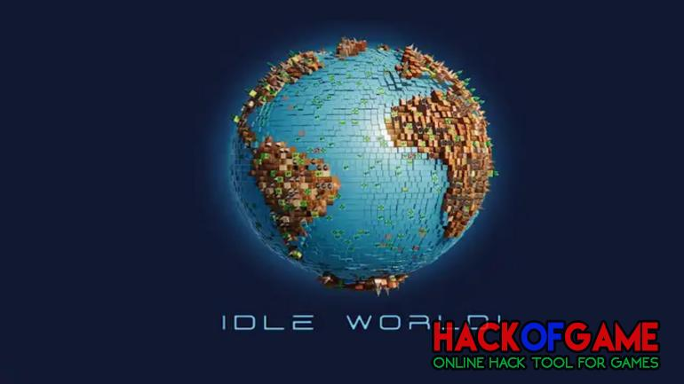 Idle World Hack