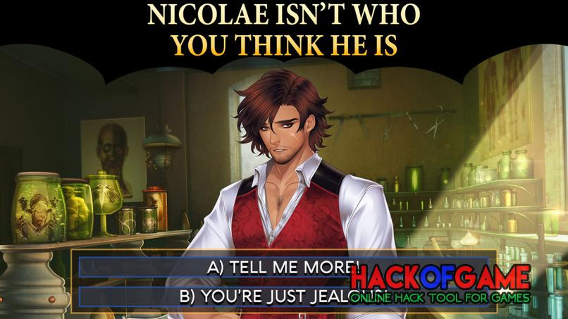 Is it Love Nicolae Hack Hack