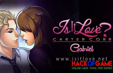 Is-It Love? Gabriel Hack