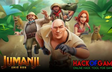 Jumanji Epic Run Hack