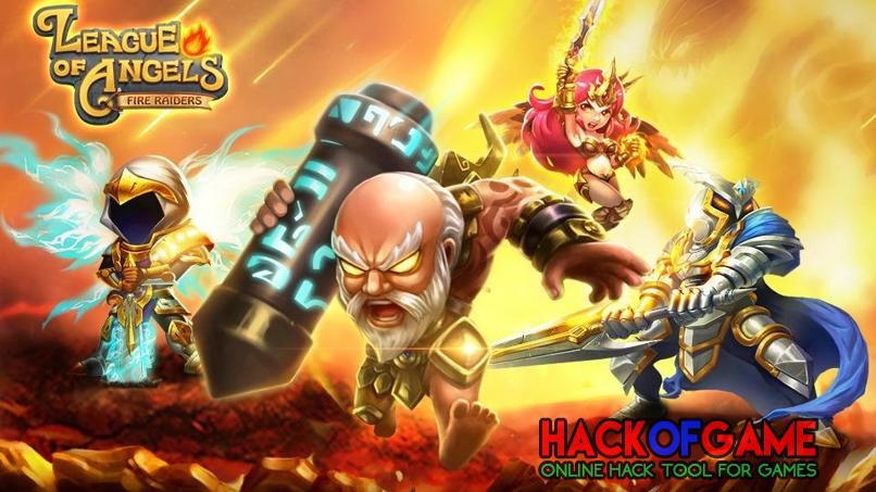 League of Angels - Fire Raiders Hack