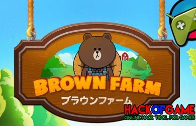 Line Brown Farm Hack