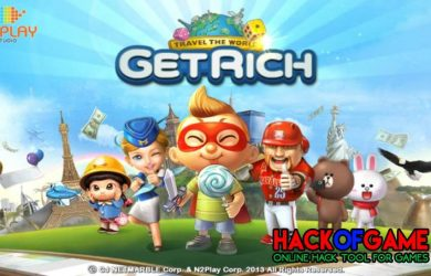 Line Lets Get Rich Hack