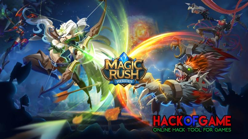 Magic Rush Heroes Hack