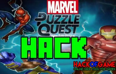 Marvel Puzzle Quest Hack