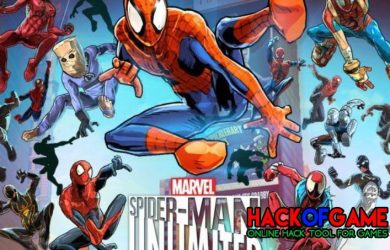 Marvel Spider Hack