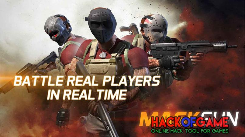 Maskgun Multiplayer Fps Hack
