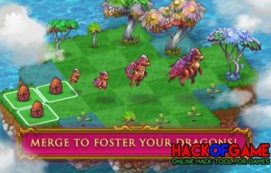 Merge Dragons Hack