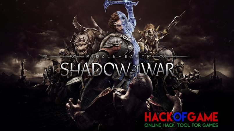 Middle Earth Shadow Of War Hack