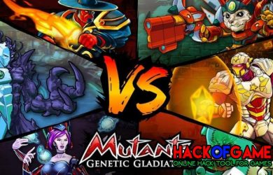 Mutants Genetic Gladiators Hack