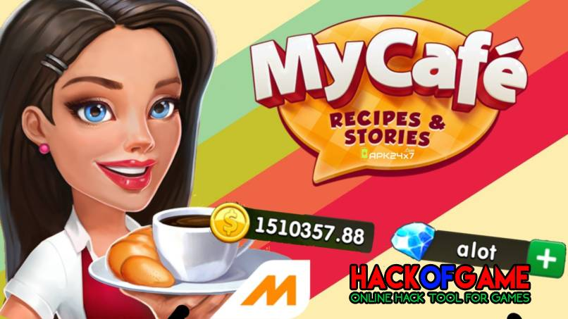 My Cafe Recipes And Stories Hack