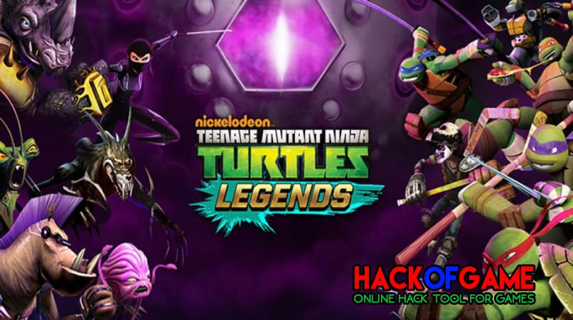 Ninja Turtles Legends Hack