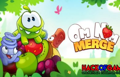 Om Nom: Merge Hack 2021, Get Free Unlimited Gems To Your Account!