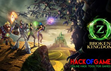 Oz Broken Kingdom Hack