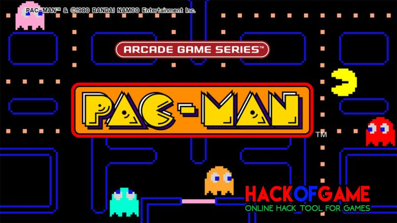 Pac Man Hack