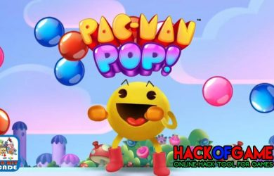 Pac Man Pop Hack
