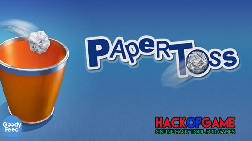 Paper Toss Boss Hack