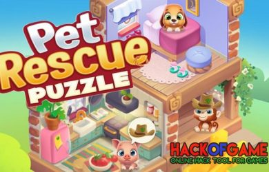 Pet Rescue Puzzle Saga Hack