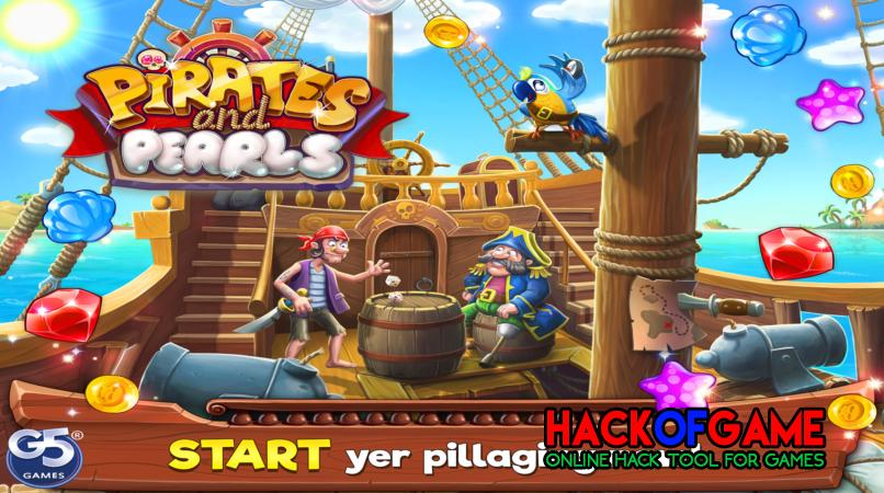 Pirates Pearls Hack