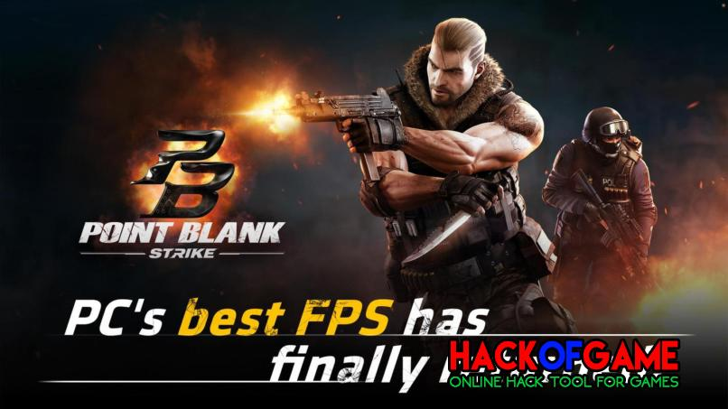 Point Blank: Strike Hack