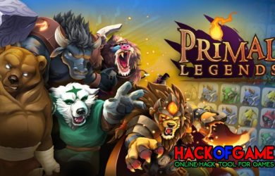 Primal Legends Hack