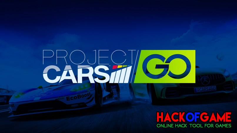 Project CARS GO Hack