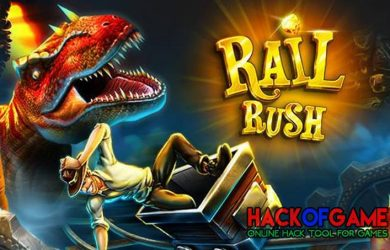 Rail Rush Hack