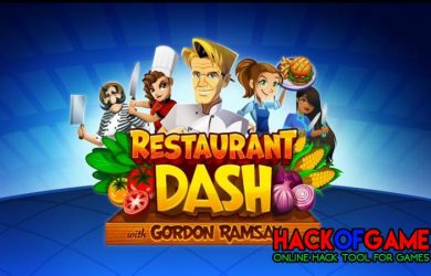 Restaurant Dash Hack