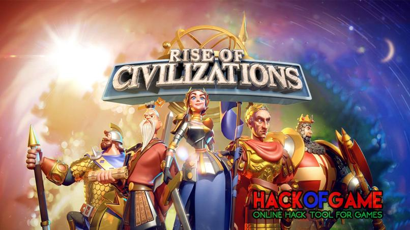 Rise of Civilizations Hack