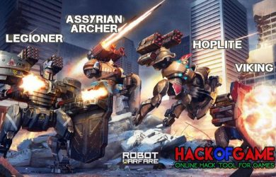 Robot Warfare Hack