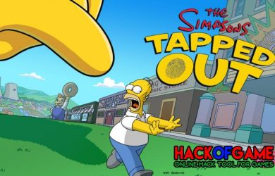 Simpsons Tapped Out Hack