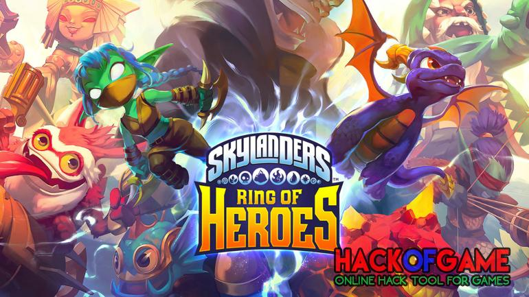 Skylanders Ring of Heroes Hack