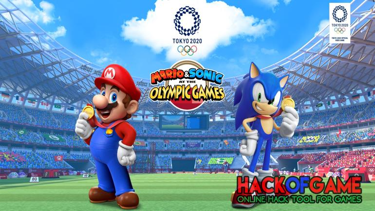 Sonic at the Olympic Games Tokyo Hack