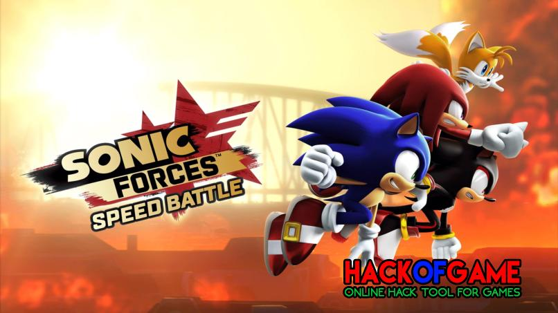 Sonic Forces Hack