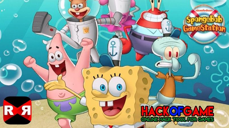 Spongebob Game Station Hack