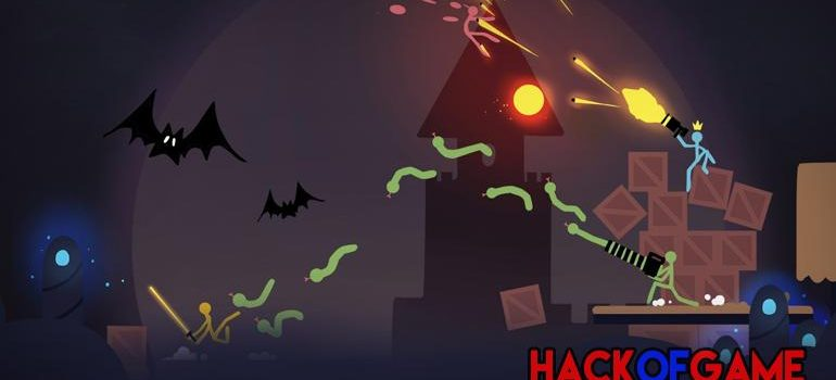 Stick Fight The Game Mobile Hack