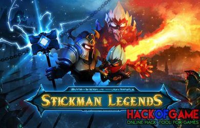 Stickman Legends Hack