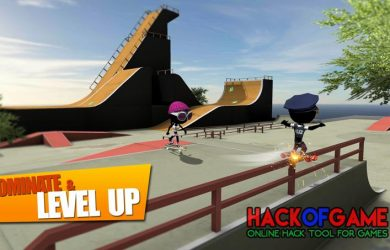Stickman Skate Battle Hack
