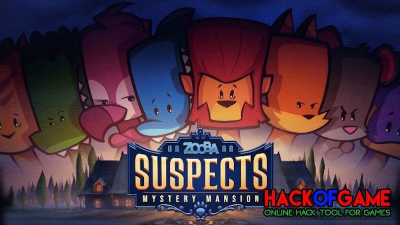 Suspects: Mystery Mansion Hack