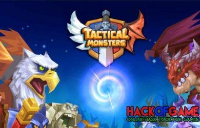 Tactical Monsters Rumble Arena Hack