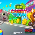 Talking Tom Candy Run Hack