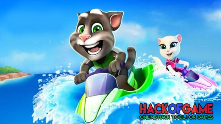 Talking Tom Jetski 2 Hack