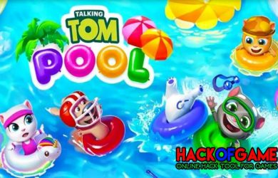 Talking Tom Pool Hack