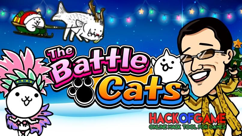 The Battle Cats Hack