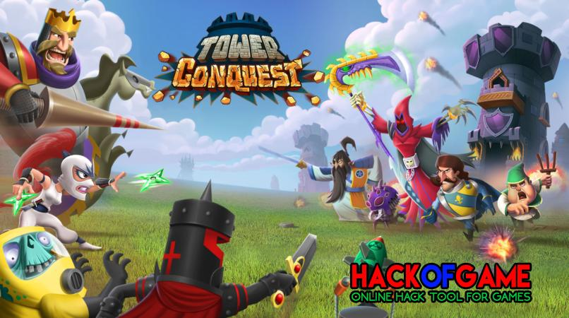 Tower Conquest Hack