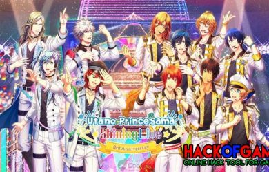 Utano Princesama Shining Live Hack 2021, Get Free Unlimited Prism To Your Account!