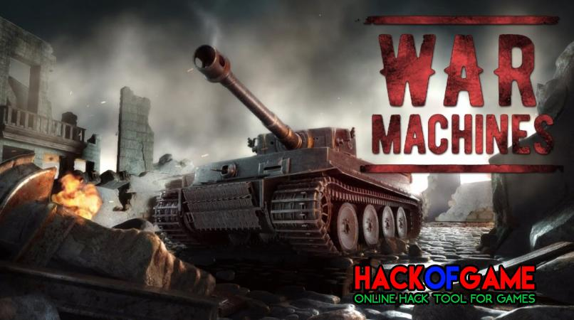 War Machines Hack