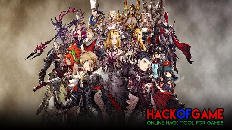 WAR OF THE VISIONS FFBE Hack