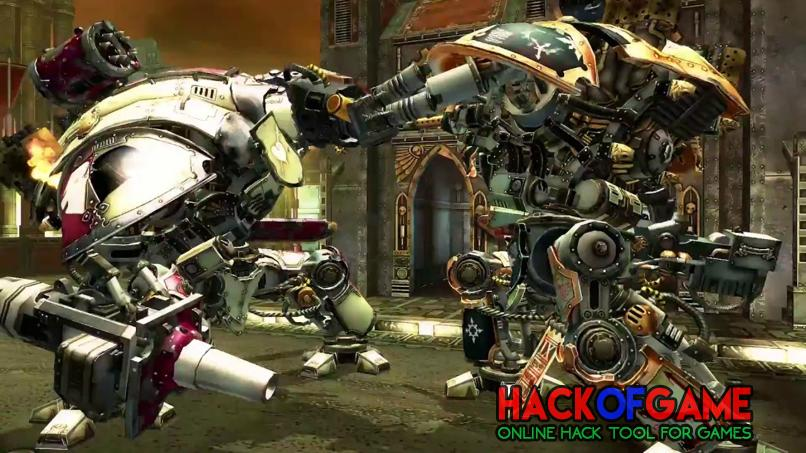 Warhammer 40000 Freeblade Hack