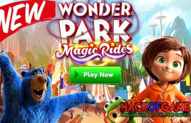 Wonder Park Magic Rides Hack